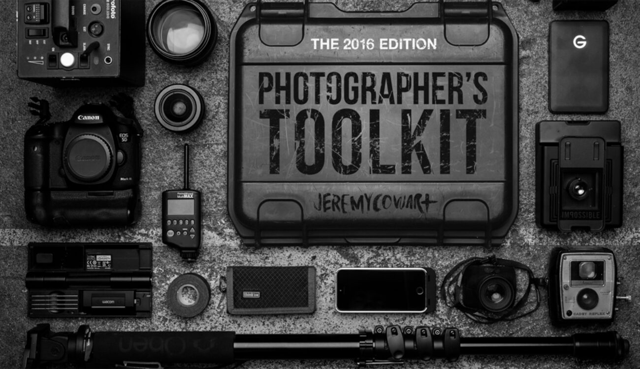 How to Get Started - Photographer's Toolkit 2016