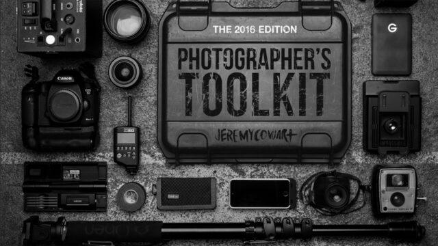 photographer's toolkit