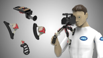New Vocas Spider System for DSLRs and Camcorders