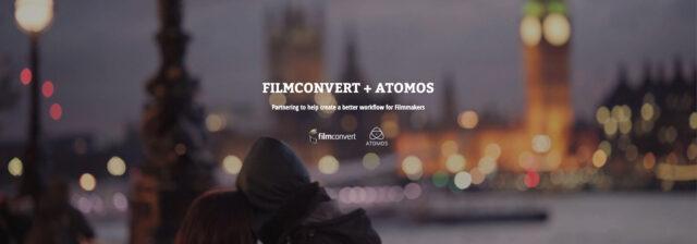 Atomos/Filmconvert Custom LUTs