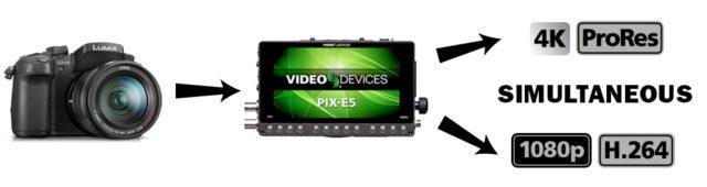 pix-e firmware