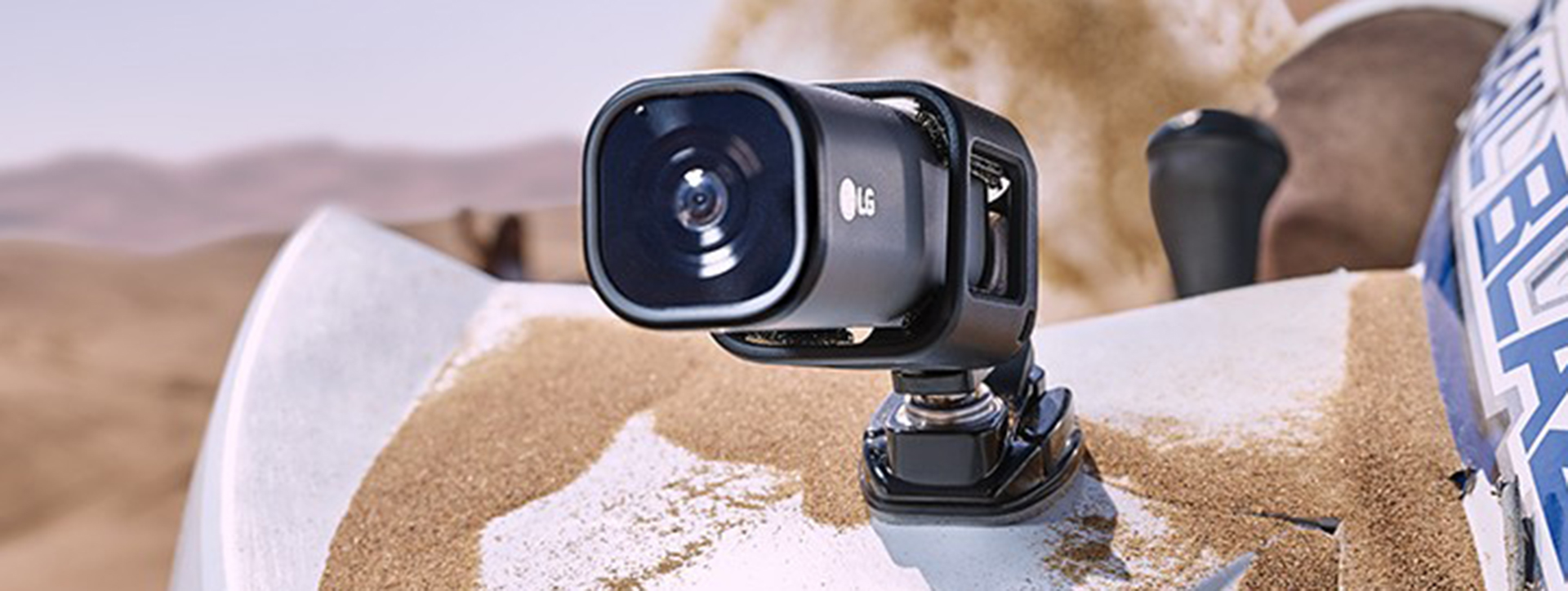 Lg introduces action cam with live lte streaming cinema5d for Camera streaming live