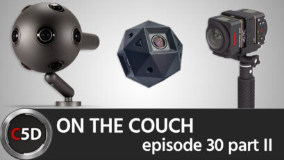 The Technology of VR Cameras by Nokia, Kodak & Sphericam - ON THE COUCH ep. 30, part 2