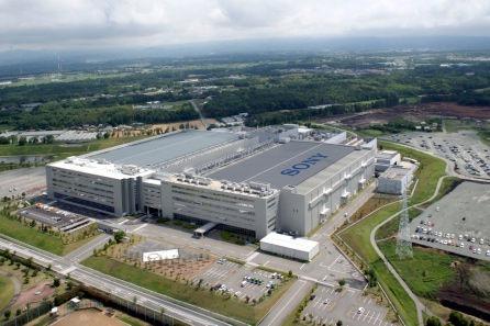 Sony plant