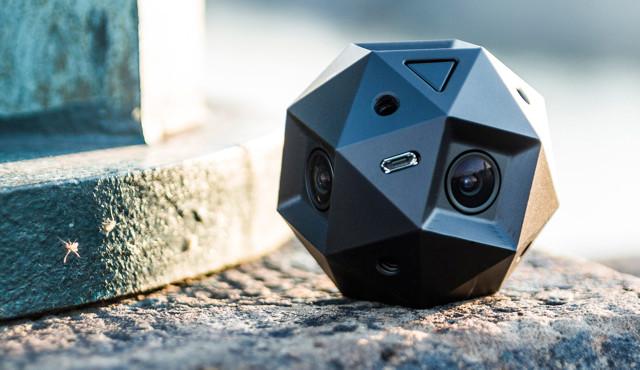 Sphericam VR camera