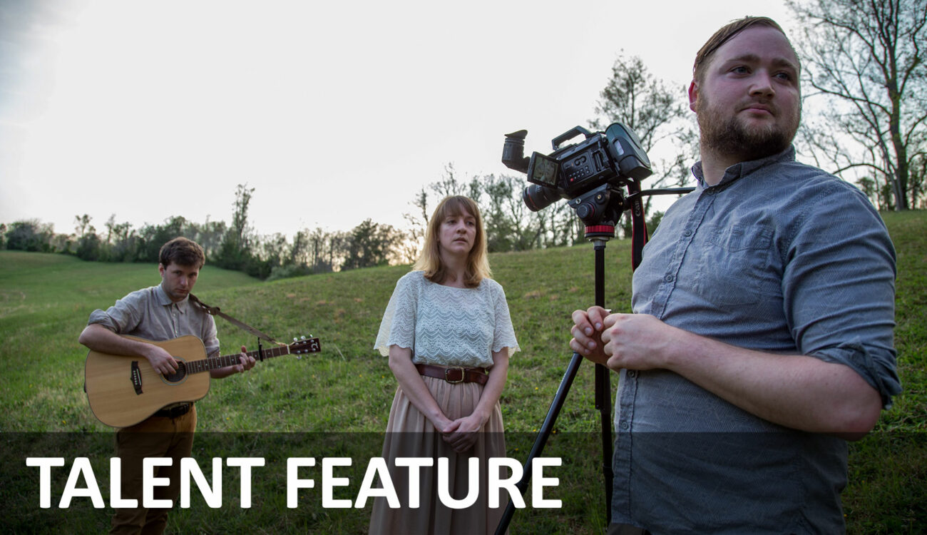 Talent Feature - Forrest and Zaynah Pando