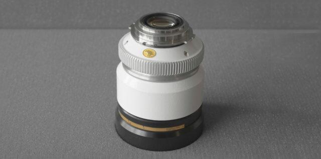 Dog Schidt Trump - Russian PL Glass - 85mm Lens