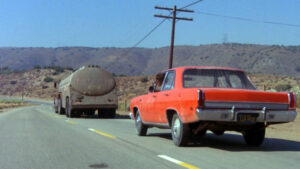 Still from Spielberg's Duel (1971)