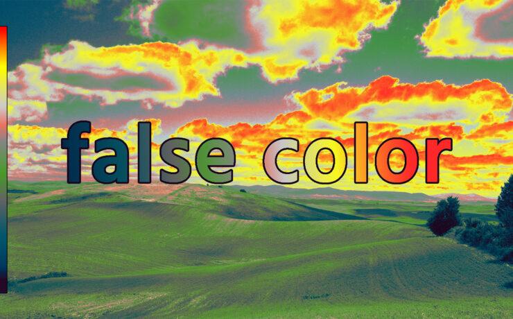 False Color OpenFX Plugin for DaVinci Resolve
