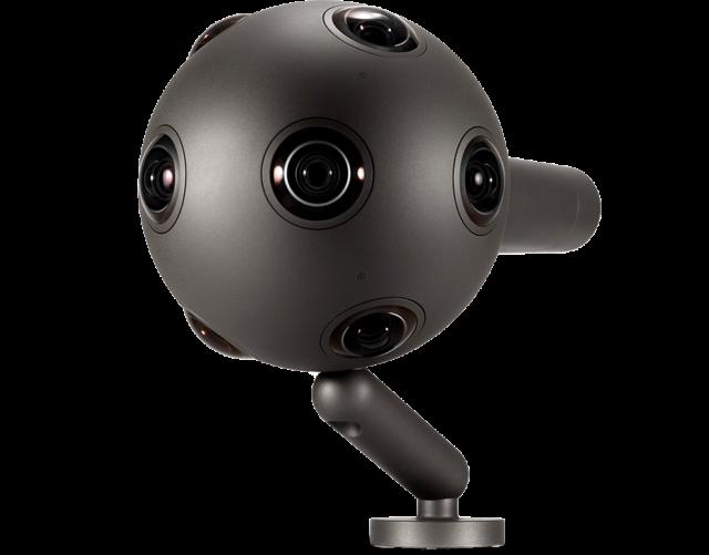 Nokia OZO VR camera