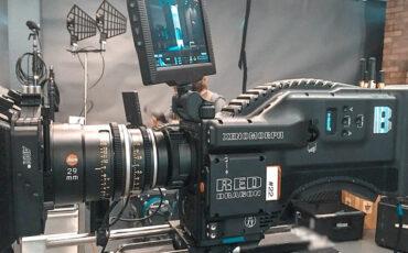 "David Fincher's Custom RED Xenomorph for Netflix's ""Mindhunter"""