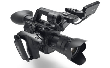Previously Announced 2.0 Firmware for Sony FS5 Is Now Available