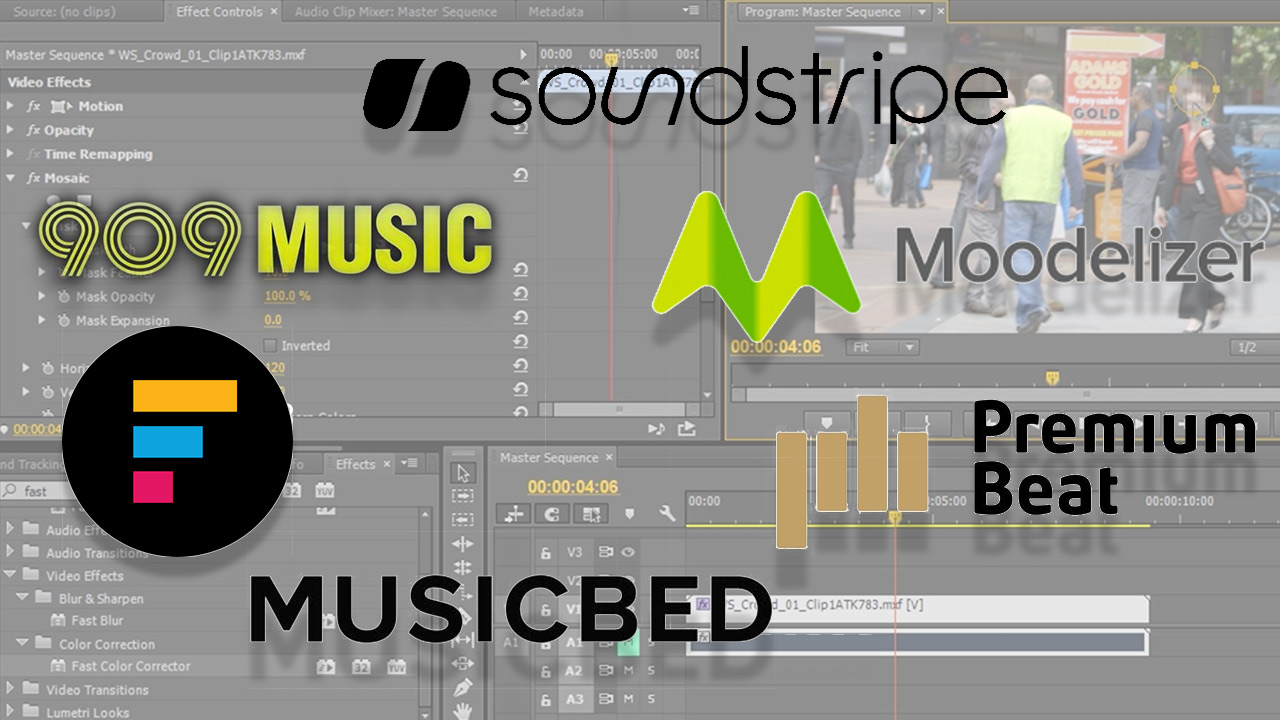 How Music Licensing Sites are Getting Cheaper and Cheaper - 909 Music & more...
