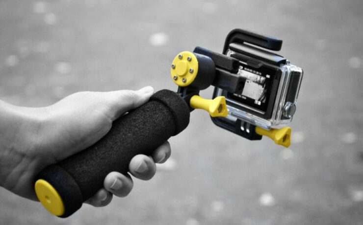 Stabylizr - New Mechanical GoPro Stabilizer on Kickstarter