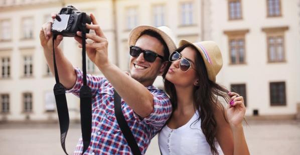 City Selfie