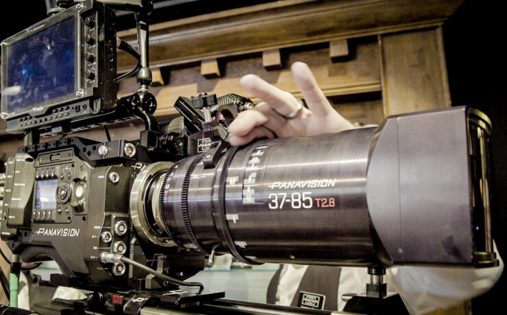 First look at the Panavision Millenium DXL with Light Iron CEO Michael Cioni at Cine Gear 2016