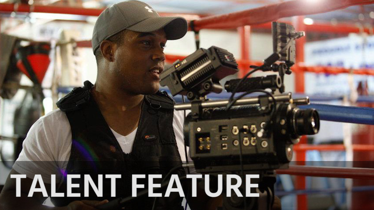 """Talent Feature – """"The Boy and The Bullet"""" Filmmaker, Hisonni Johnson"""