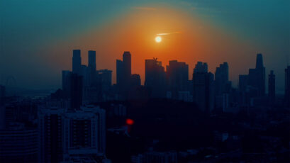Interview with Creator Keith Loutit on his Timelapse Masterpiece Lion City II