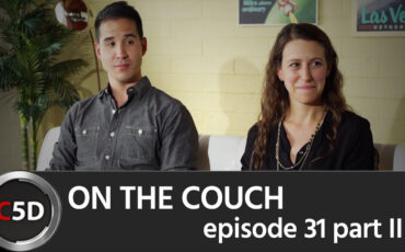 Telling Stories in VR - DoP Eve Cohen & NoFilmSchool Founder Ryan Koo - ON THE COUCH Ep. 31, part 2 of 2