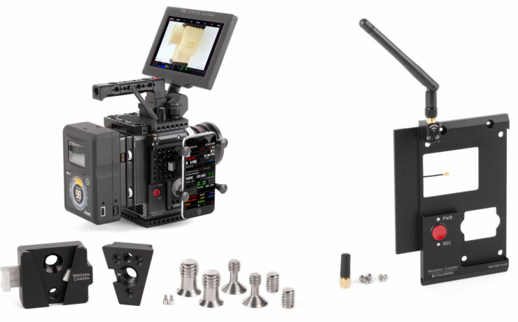 Wooden Camera Announce New Wi-Fi Side Plate and Other Tools