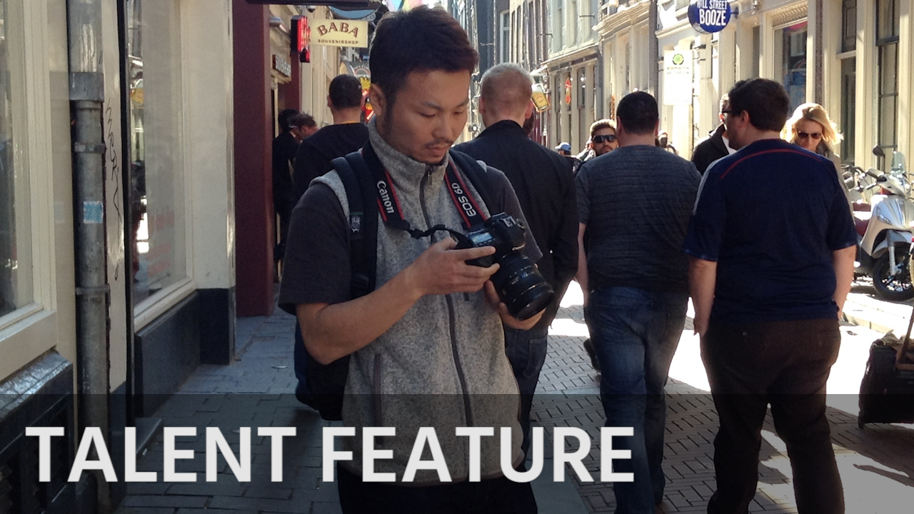 """Talent Feature – """"Add Emotions to a Story"""" by Yuki Ogura"""
