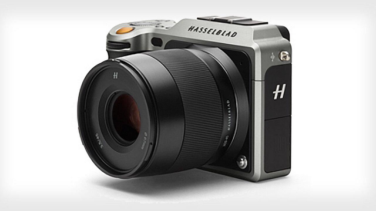 Hasselblad X1D-50c Medium Format Mirrorless - Announced, Full HD Video Confirmed