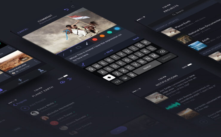 The New Frame.io Mobile App Lets You Collaborate Like a Boss