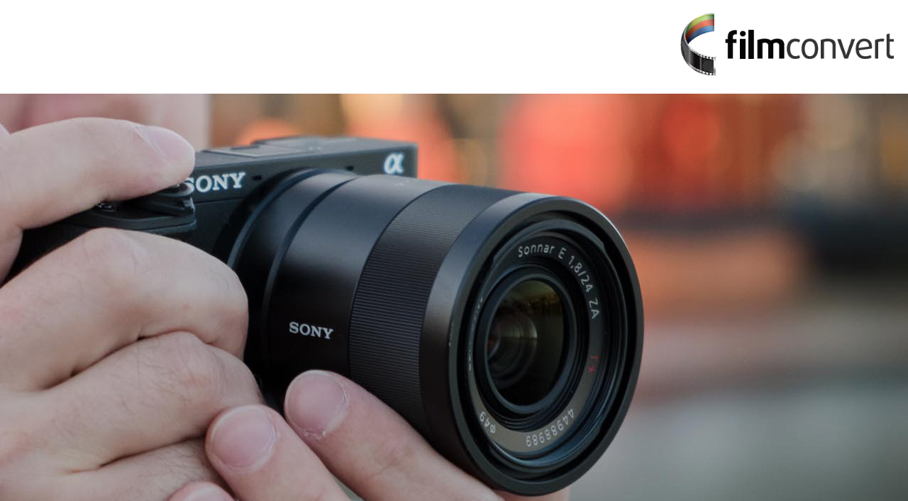 Sony a6300 Gets Film Stock Emulation Support From FilmConvert
