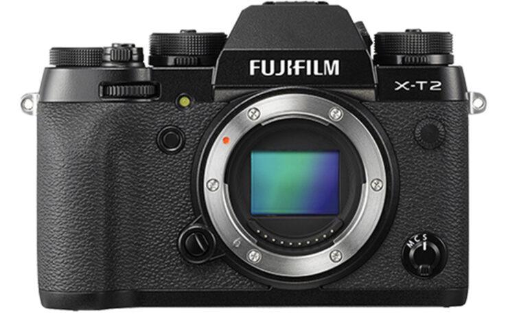 FUJIFILM X-T2 Firmware Update V 2.00 - What's New?