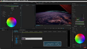 Premiere Pro 2015.3 Lumetri Secondary Colour