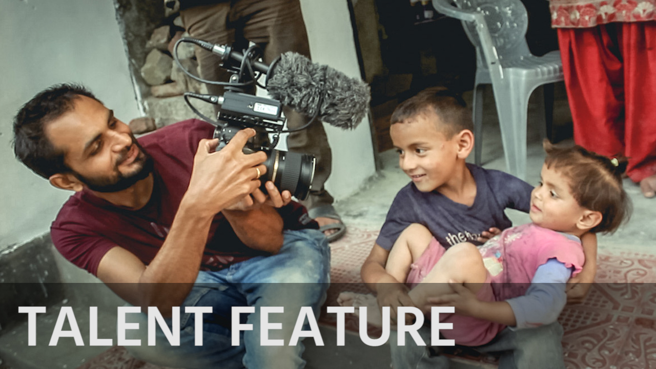 """Talent Feature – """"What Did You Do in This Life""""?  Ask Amrit Vatsa"""