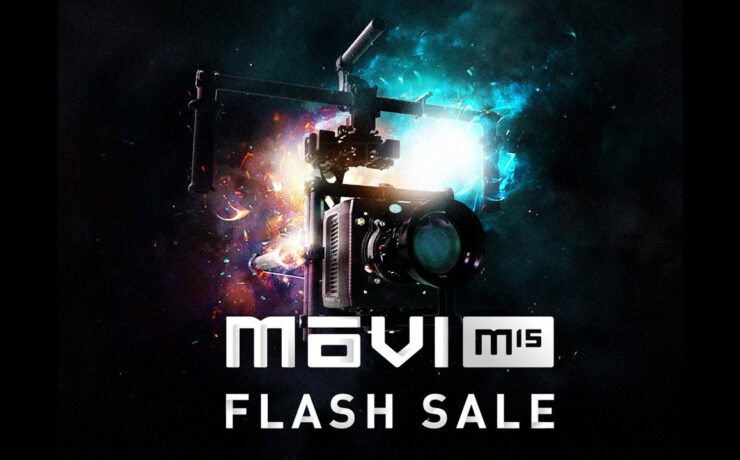 MōVI M15 Sub $5000 Flash Sale Price