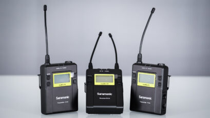 Review: Saramonic UwMic10 Dual Channel Wireless Mic System