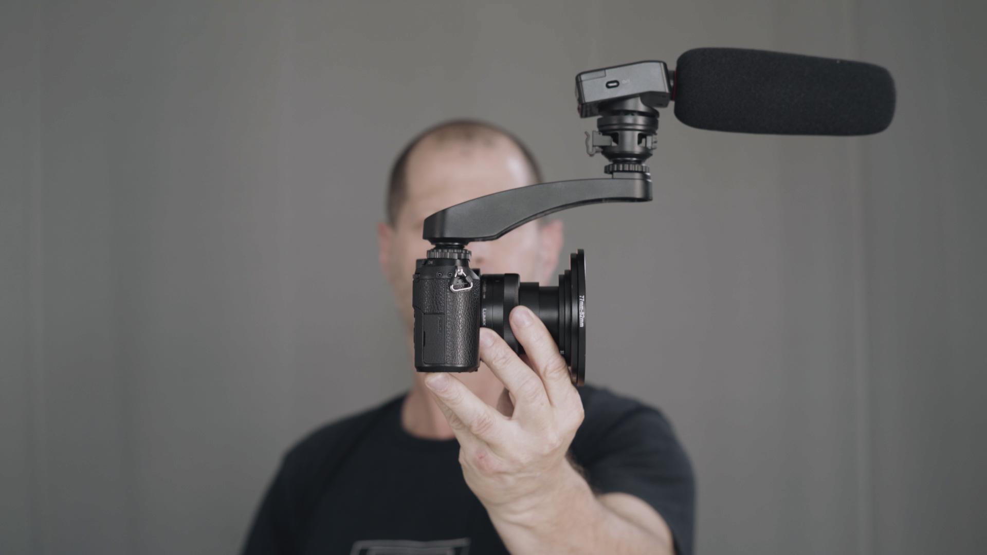 Tascam DR-10SGレビュー – カメラにマウントできるショットガンマイクレコーダー