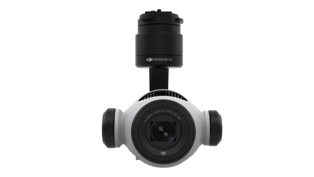 Zenmuse Z3 - Drone Zoom Camera