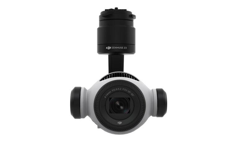 DJI AnnounceTheir FirstDrone Zoom Camera - Zenmuse Z3