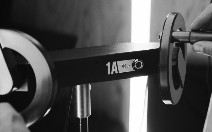 1A Tools Alpha Wheels Reinvented the Pan/Tilt Wheel for Gimbals