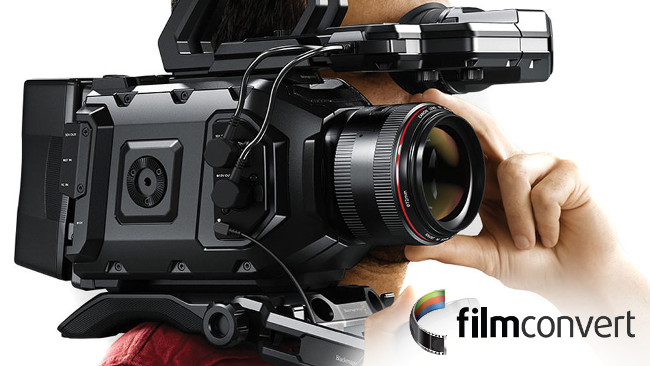 FilmConvert Now Supports Blackmagic URSA Mini 4.6K