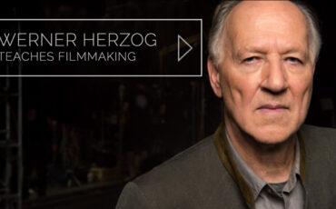 Online Masterclass from Legendary Director Werner Herzog