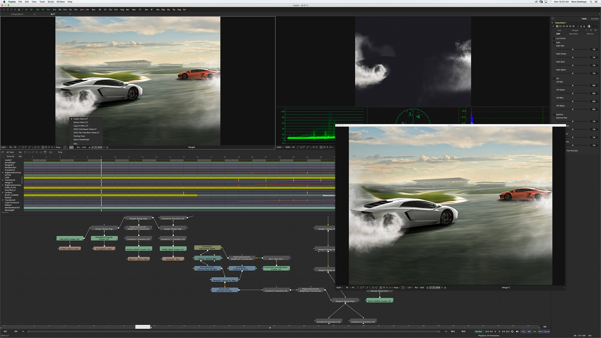 blackmagic design finally introduces fusion 8 for linux cinema5d