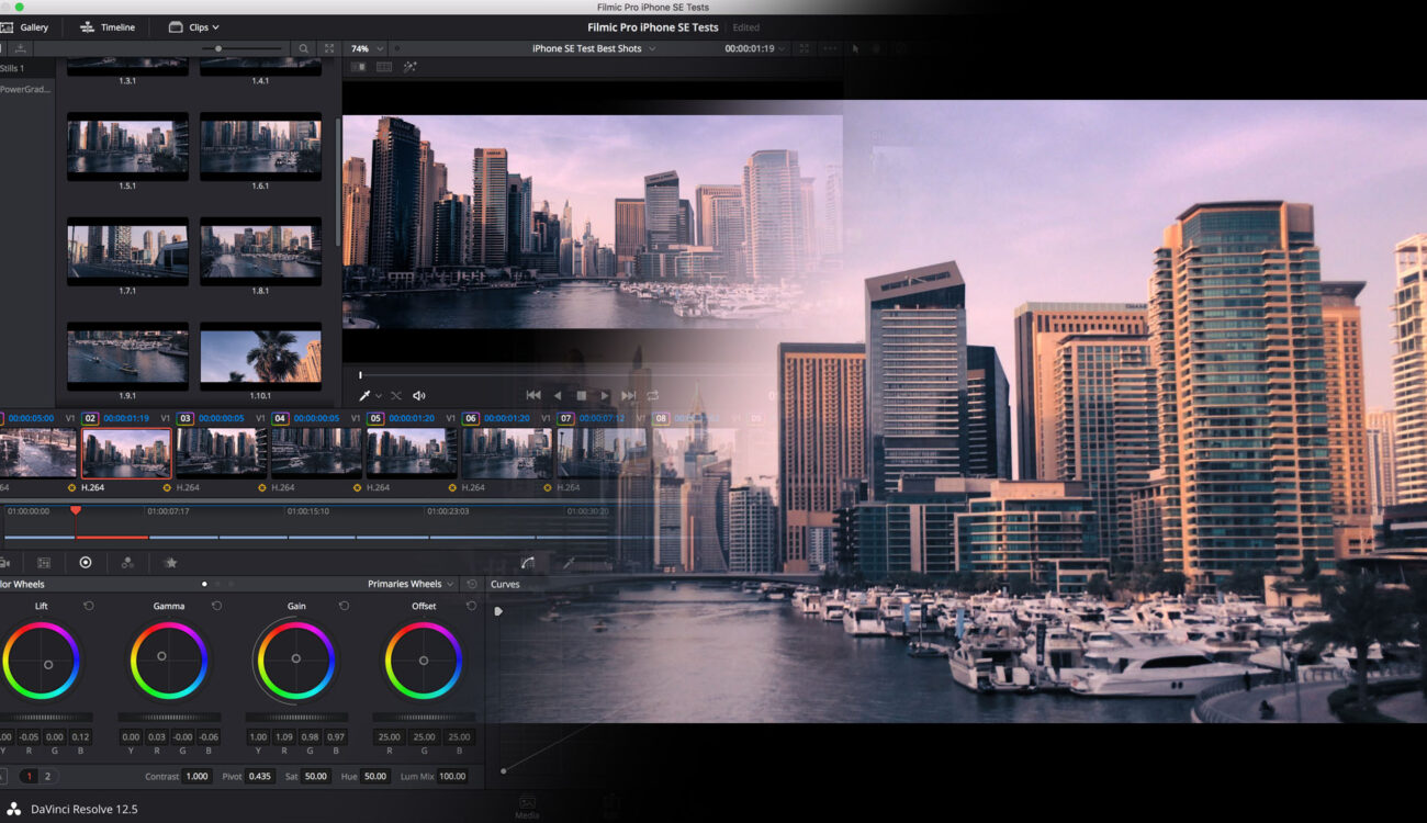 Shooting Cinematic iPhone Footage with Filmic Pro