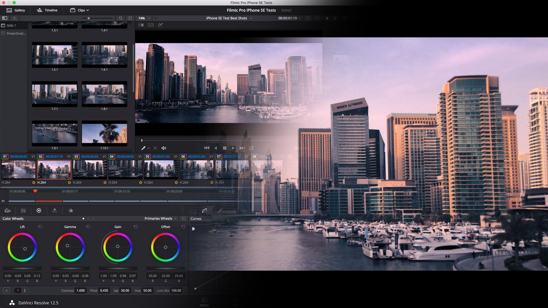 Filmic Pro – iPhoneでシネマライクな映像を撮る