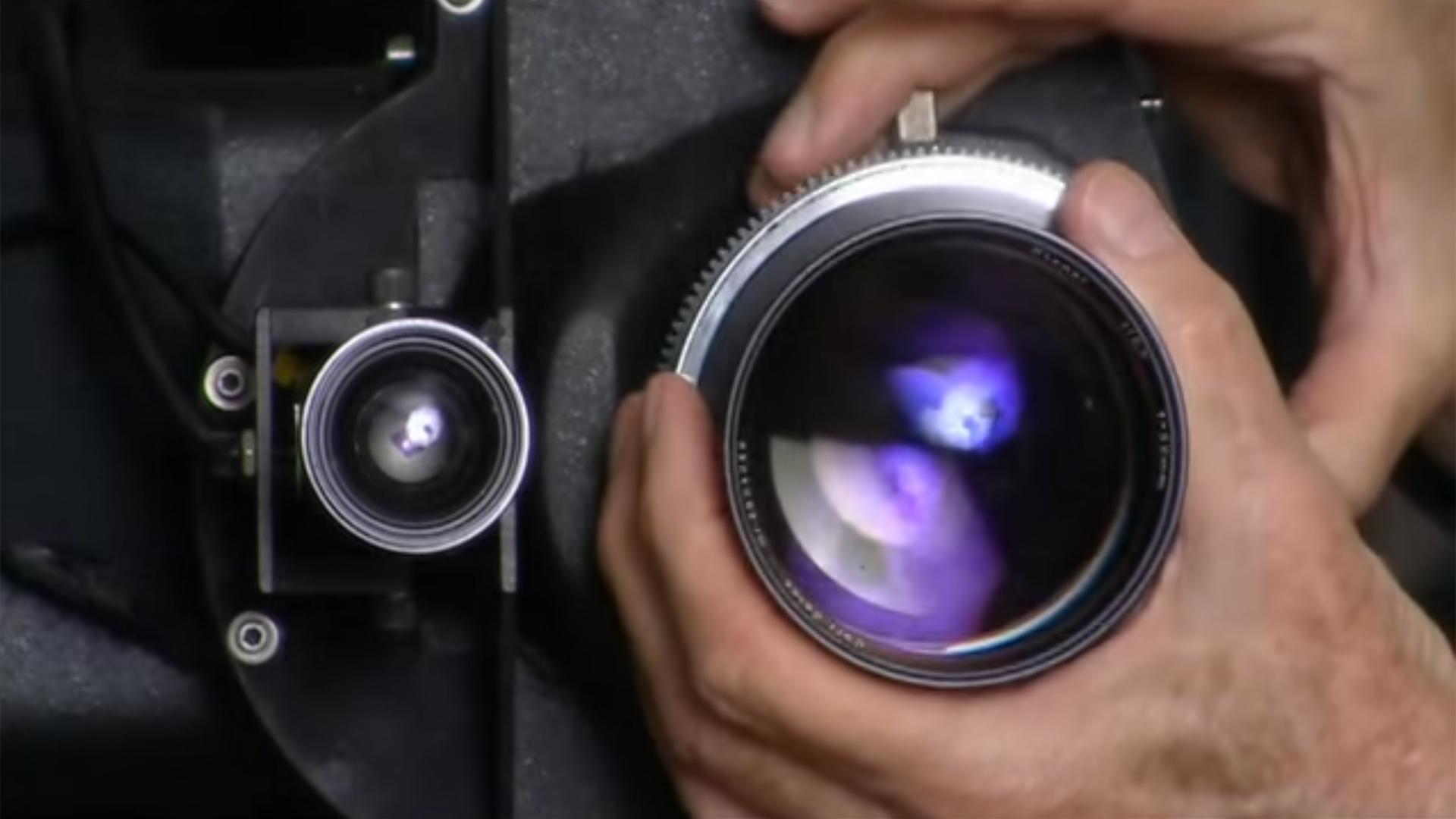 f/0.7 lens