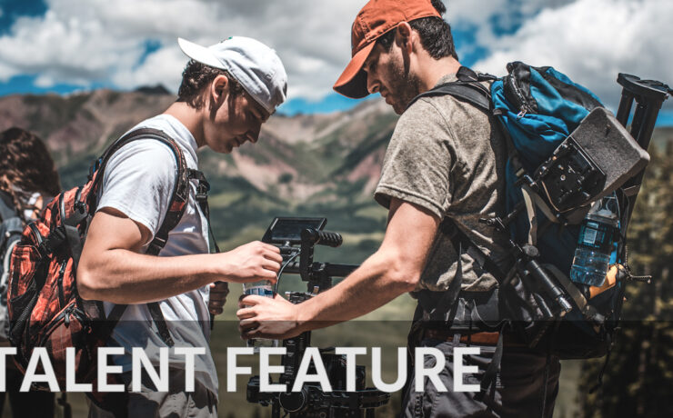 """Talent Feature - """"The Sky is The Limit"""" With Ben Hamner and AJ Aguirre"""