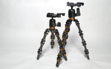 Bendy - a New Kind of Tripod for Vloggers on Kickstarter