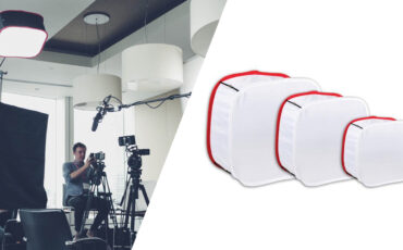 D-Fuse White Softbox - The Fuss-Free Pop-up Softbox Line Expands