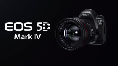 The Canon 5D Mark IV Is Here with 4K Video Recording and Dual Pixel Autofocus