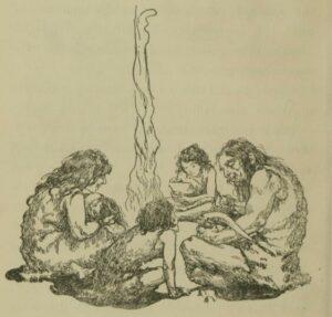 Cavemen Storytelling