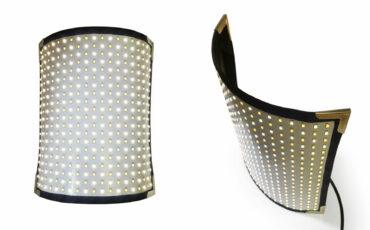 Cineroid FL400S - A Flexible LED Light