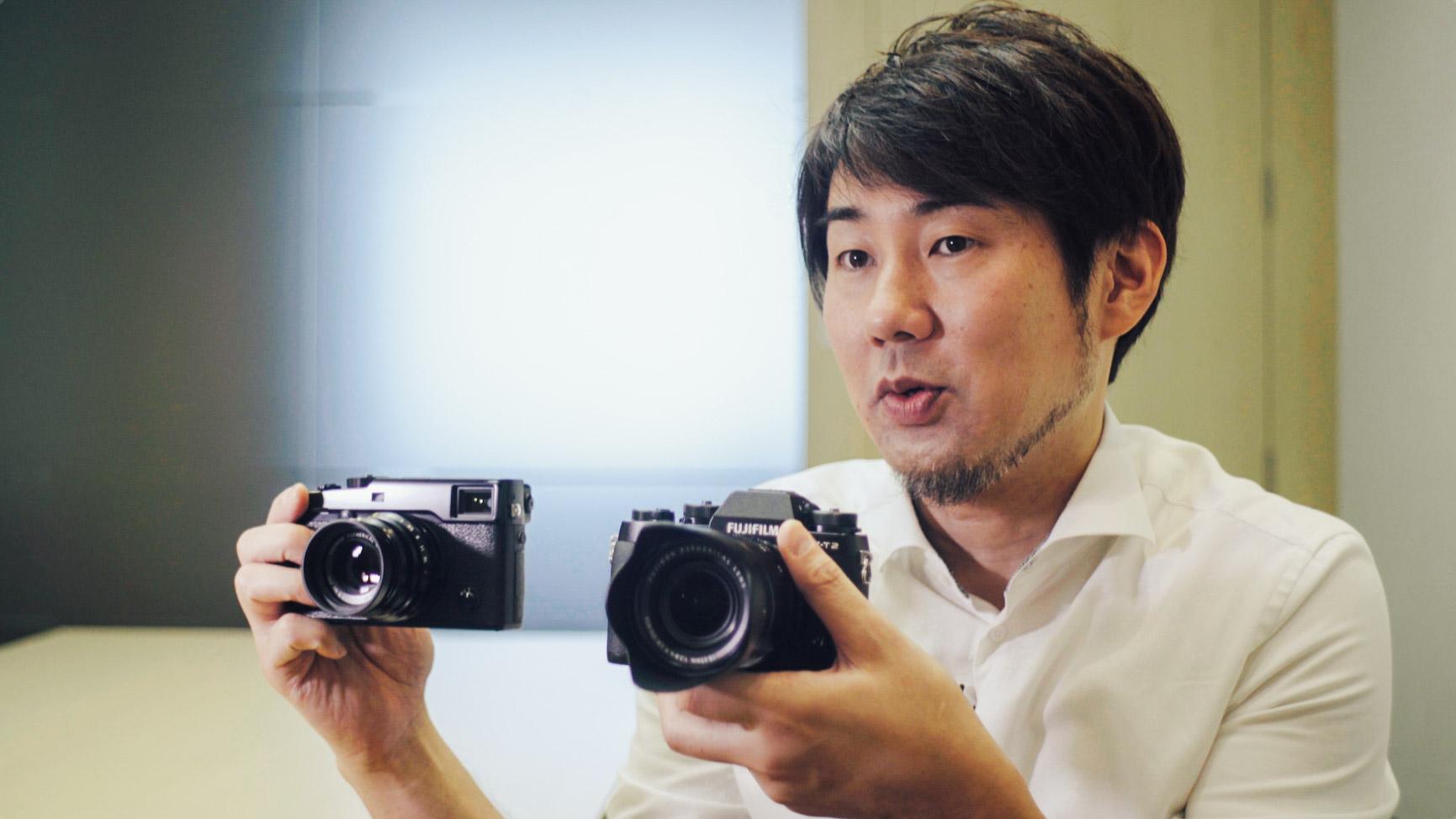 富士フイルム X-T2 – 設計者インタビュー